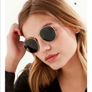Ray-Ban ✨ iconic Round Metal Sunglasses